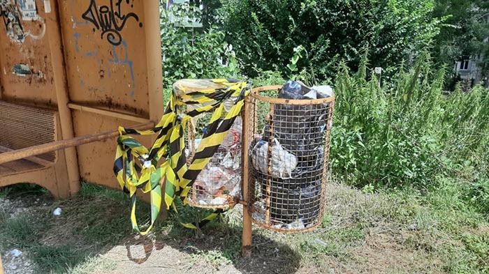 Nadležni obavešteni, otpad još uvek nije uklonjen 2